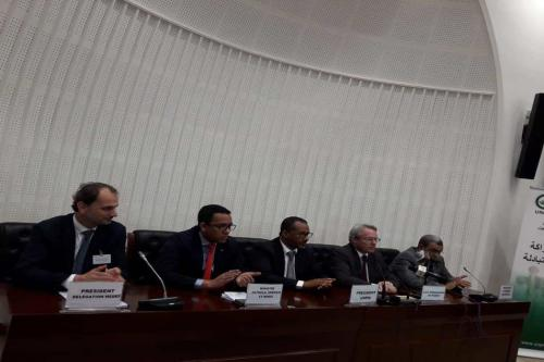 ملتقى للاستثمار بين اتحاد أرباب العمل الموريتاني و نظيره الفرنسي